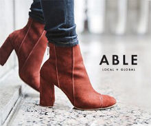 ABLE Leather Bags, Apparel, Jeans, Shoes & Handmade Jewelry for Women by Women