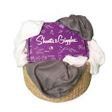 Sheets & Giggles: Naturally softer, cooler, more breathable, and more moisture-wicking than cotton
